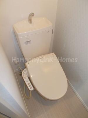 Pleiades瑞江のトイレ