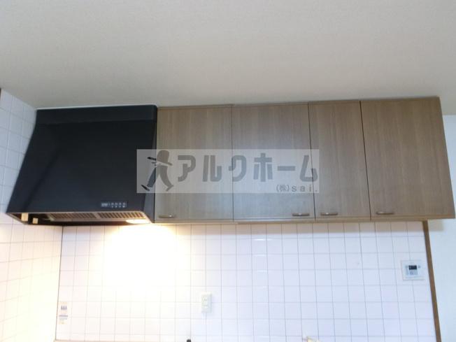 ハイツ藤(柏原市 堅下駅) システムキッチン