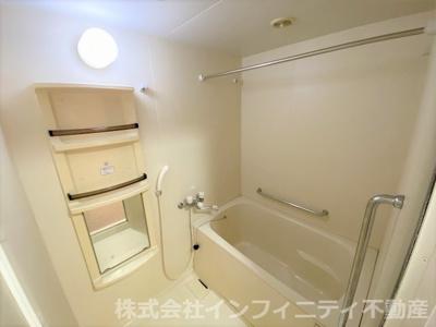 """【浴室】""""アステール住道"""""""