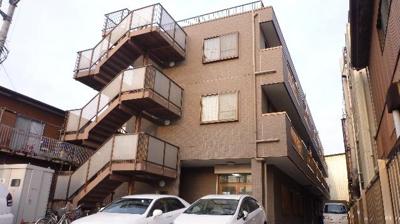 【外観】ケーハウス駒岡