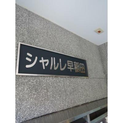 【その他共用部分】シャルレ早稲田