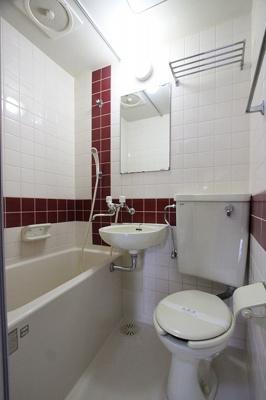 【浴室】コーポこだま
