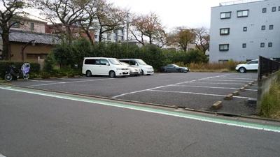 【外観】山崎東綾瀬駐車場