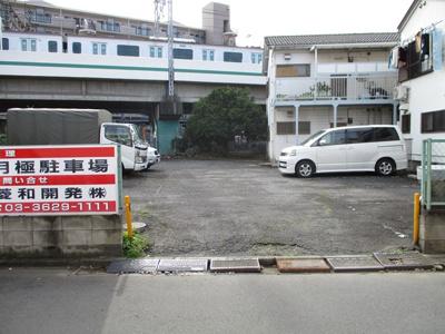 【外観】嵯峨野駐車場