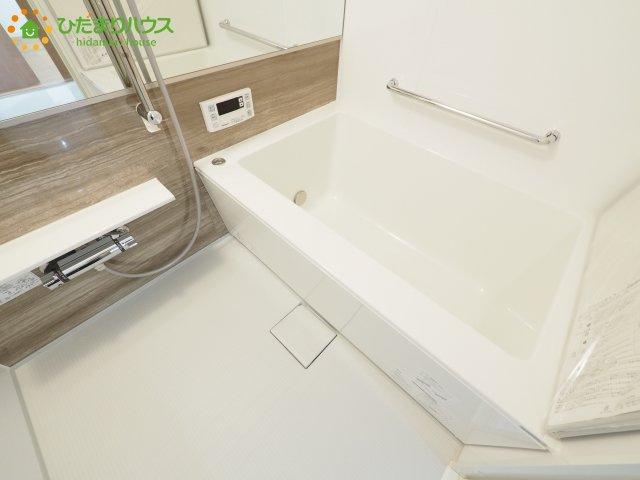 【浴室】桶川市北1丁目 グリーンビレッジ桶川 中古マンション