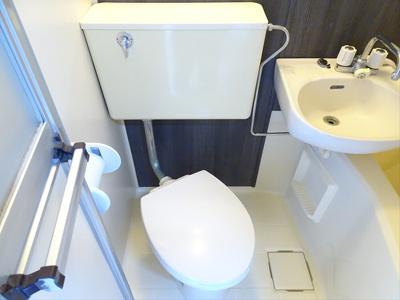 【トイレ】プレシティー笹塚Ⅰ