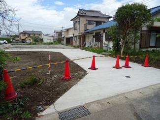 館山市長須賀 売地  1号地