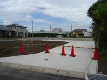 館山市長須賀 売地  1号地の画像