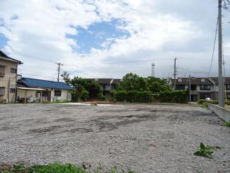 【外観】館山市長須賀 売地  1号地