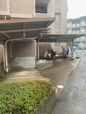 【駐車場】北須磨パーク・ホームズ