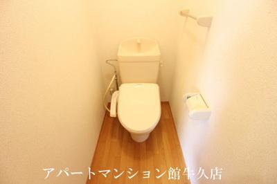 【トイレ】ミストラル