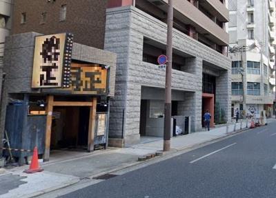 【外観】1階路面店 居抜き 靭本町 阿波座駅