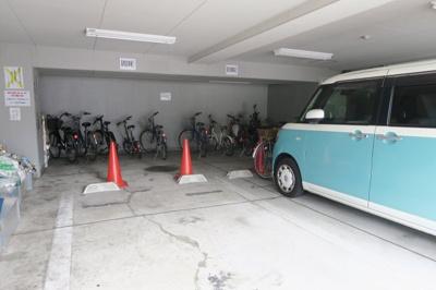 【駐車場】エスリード京都河原町