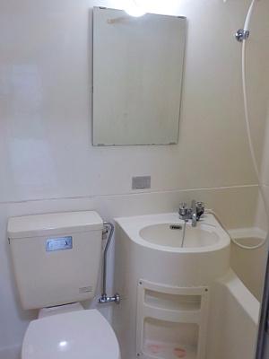 【浴室】アソルティー行徳パークフロント