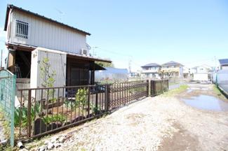 【外観】川越市小堤 建築条件なし売地 「鶴ヶ島駅」徒歩30分 敷地82坪