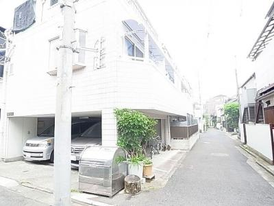 【外観】内田マンション