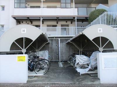 【駐車場】パームスクエアジェームス山