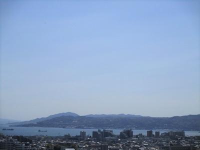 【展望】パームスクエアジェームス山