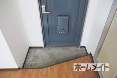【収納】フレディハイツ京口Ⅰ
