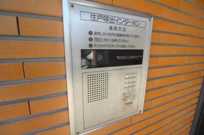 【セキュリティ】フォルム上野西
