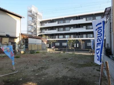 【外観】新築戸建 四條畷市美田町 (未着工)