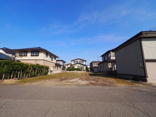 【外観】大仙市大曲船場町 大曲の花火会場近くの区画の整った整形地