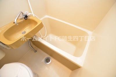 【浴室】上堀ハイツ