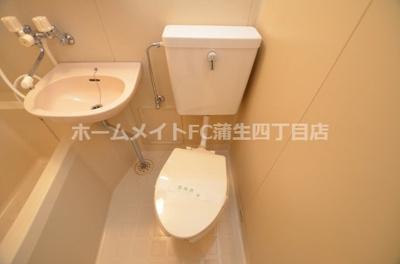 【トイレ】ベルメイトピア