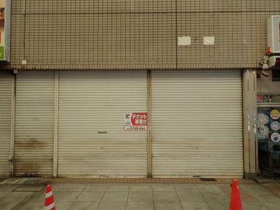 【外観】新板宿ビル 1階店舗・事務所