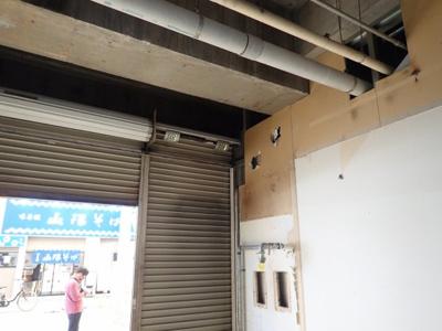 【内装】新板宿ビル 1階店舗・事務所