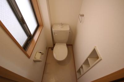 【トイレ】アルバ村上