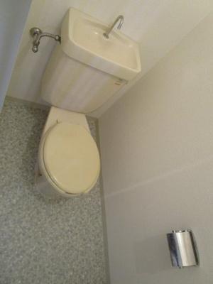 【トイレ】メゾン北田辺