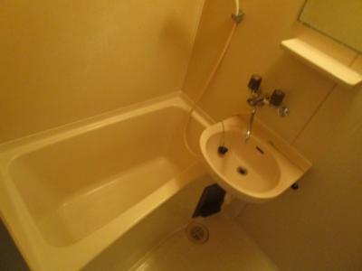 【浴室】メゾン北田辺