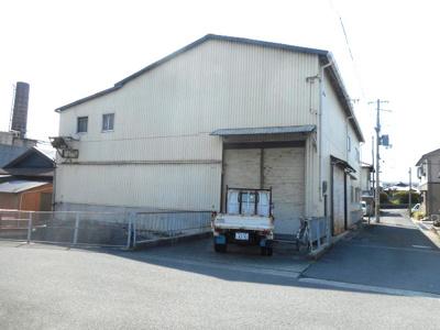 【外観】【中古倉庫】伏虎中学校区・54206