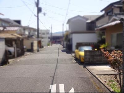 【外観】松ヶ崎桜木町 テラスハウス