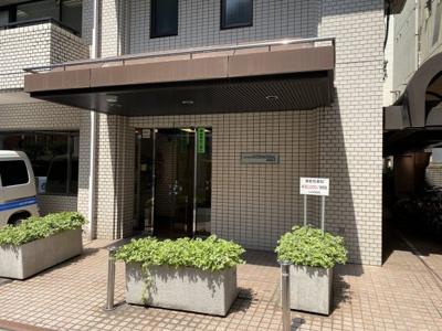 【その他共用部分】六本木インターナショナルアネックス