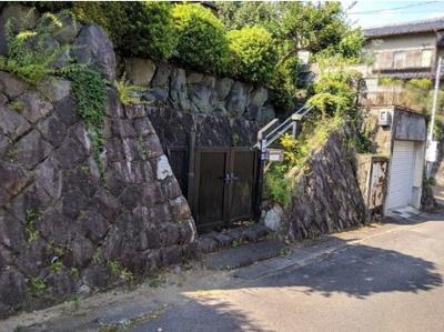 【外観】岩倉幡枝町 中古戸建