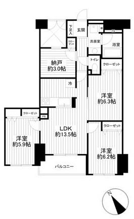 コスモ西新井クレステイジ
