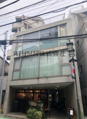 【外観】参宮橋ゲストハウス