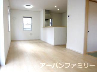 【居間・リビング】近江八幡市出町 第4【1号棟】新築戸建