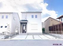 近江八幡市緑町 1号棟 新築戸建の画像