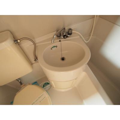 【浴室】ホワイトピア