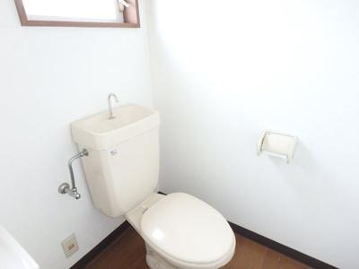 【トイレ】ハイツヤマノテ