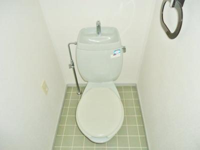 【トイレ】サンビレッジ城西 C