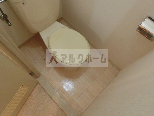 ビスタハイツ西村 トイレ