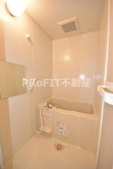 【浴室】シェモア桜川