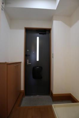 【玄関】ヴューテラス前開