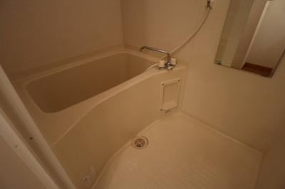 【浴室】ヴューテラス前開
