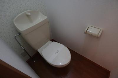 【トイレ】ヴューテラス前開
