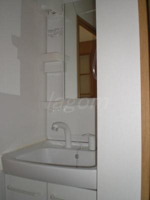 【独立洗面台】グリーンプラザ瓦町